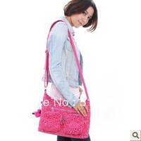 Free shipping 2013 summer new casual bags ultralight nylon messenger bag ladies bag shoulder bag foreign trade