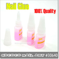 GDCOCO Nail Art False Tips Acrylic Glue/Nail Art Glue Water#30640