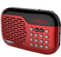 Hodginsii card small speaker portable digital music machine mp3 walkman fm radio