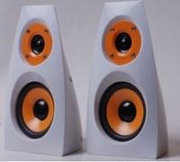 A4 desktop mini speaker usb2.0 notebook mini multimedia 3.5 overweight subwoofer