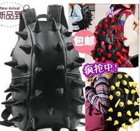 free shipping  Backpack school bag hedgehogs bag backpack bags school bag