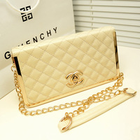 Women's handbag summer new arrival paragraph fashion embroidery shoulder bag chain cross-body wallet