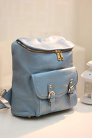 Handbag backpack bag vintage bags 2013 double school bag laptop bag  for ipad   bag
