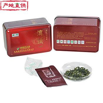 Green k400 tie guan yin tea original place of production of tie guan yin tea set gift box 500