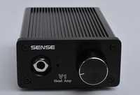 Free shipping-SENSE V1 Class A IFR610 MOSFET headphone amplifier+Power Supply