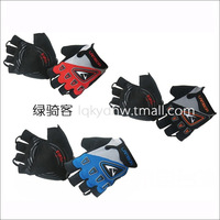 Cyclpro gloves lambda bicycle semi-finger gloves short gloves