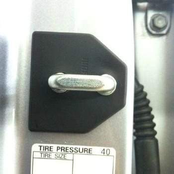 2009-2013 SUBARU xv forester door lock buckle door lock decoration impreza auto car  accessories derailleur parts