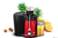Skg gs-306 multifunctional juicer stainless steel large diameter juice machine electric fruit
