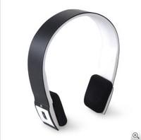 Fashion headset bluetooth earphones stereo wireless earphones headset telephone