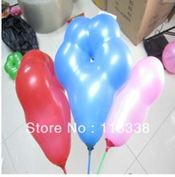 Plum flower ball shaped balloons color mixture with balloon activities colorful - latex balloon toys