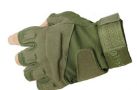 Top Quality Outdoor tactics short finger ,Cycling Sports short finger Gloves Free Shipping