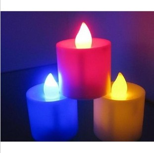 Candle lamp electronic candle lights birthday candle led electronic candle lights