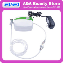Portable Airbrush Kit for Cake Food Decorate 1pc Mini Airbrush Compressor+1pc Airbrush+1pc Airbrush Filter CE Certified!(China (Mainland))