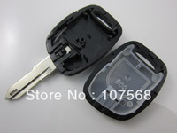 Renault key shell blank case Cover 1 button