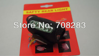 HOT OFFER  5 LED SAFTY REAR LIGHT for bicycle