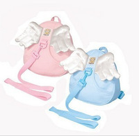 Free shipping! Kid keeper,baby anti-lost bag,safety harness&baby bag with Angel wing