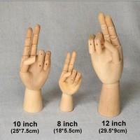 Hot selling 25 pcs women hand models