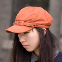 2013 casual millinery hexagonal cap newsboy cap spring and summer sunbonnet the trend of fashion rivet cap