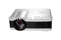 Native1280x800 pixels1080P 3D HD led projector lcd beam with 3500lumens brightness 210W led lamp,free shipping