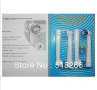 free shipping EB20-4 Electric Tooth brush Heads Replacement for Braun FLOSS ACTION NEW EB20