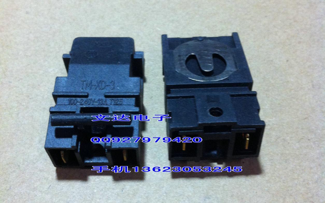 Autenticidade - XD interruptor chaleira elétrica de controle de temperatura chaleira elétrica TM 13 a T125-3 , 100-100 v(China (Mainland))