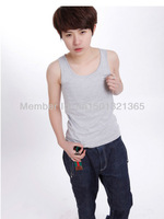 Comfortable 100%Cotton +Bamboo Fiber vest with inside Flat Chest Breast Buckle Binder for tomboy/Lesbian
