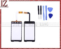 Digitizer TOUCH SECEEN Lens for HTC Evo 4G 1 pcs/lot free shipping HK post 7-15days +tool