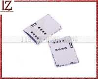 for samsung I5800 I5700 S5862 P6800 SIM Card Tray Slot Holder New and original shipping usp ems dhl fedex tnt 3-7days