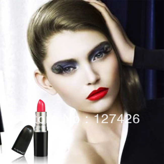 Drop shipping~~ 2013 new Brand name make up lipstick wholesale lipstick makeup , lady's beauty gifts 5 pcs/lot(China (Mainland))