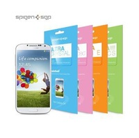 Ultra Crystal Oleophobic Optic Fine SPIGEN SGP Screen Protector For Samsung S4 Steinheil Series Film Free Shipping