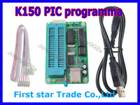Wholesale 5pcs/lot PIC K150 ICSP Programmer USB Automatic Programming Develop Microcontroller + USB ICSP cable