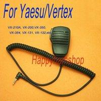 Microphone speaker for Yaesu Vertex VX-160 VX210 VX2R VXF-1 VX-180 VX-210 VX-300 VX-354