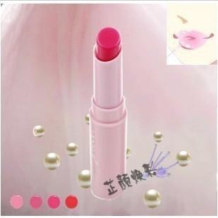 Fresh light color lip balm lip gloss lipstick moisturizing makeup bare moisturizing