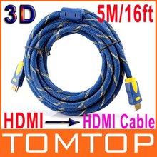 5m hdmi cable 3d promotion
