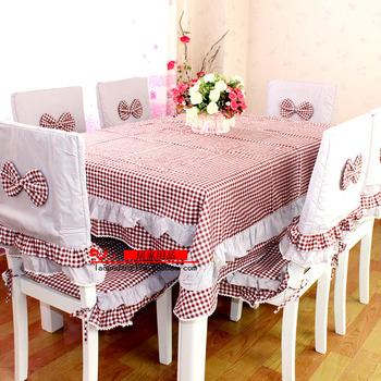 Table cloth dining table cloth cushion chair cover tablecloth table cloth gremial table runner fashion dining table fabric