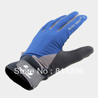 Summer outdoor thin section mountaineering gloves ride breathable anti-slip gloves for men and women all free shipping