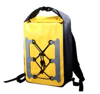 Best Unisex Waterproof Dry Bag 30L Backpack Waterproof Dry Tube Bag Kayaking Canoeing  Rafting Waterproof Bag Free Shipping