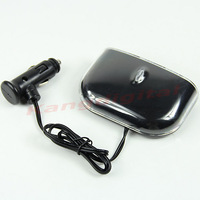 New Triple 3 Way USB Socket Car Cigarette Lighter Power Adapter Splitter