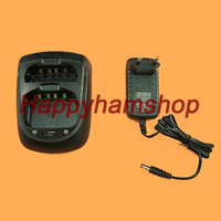 Original Dual Slot Charger for Wouxun KG-UVD1P KG-UV2D KG-UV6D KG-659 KG-689 GU-16 Two way radio