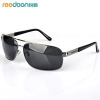 Male sunglasses male polarized sunglasses metal full frame sunglasses driver mirror