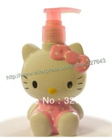 200ml.Hello Kitty hand pressure spray bottle with small pressure stereo Hello Kitty