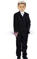 90 - 155cm Boy child formal dress suit set kids formal suits tuxedo for boy   boys suits for wedding