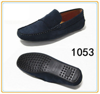 Wholesale Men Casual Flats Brand Boat Shoes Fashion Loafers Moccasin Gommino  sapatos masculinos size 40-44