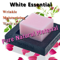 Rose Handmade Soap cold process whitening rejuvenation acne removal oil control skin moisturize