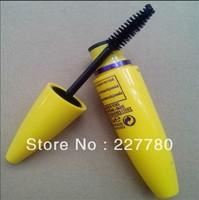 Free Shipping Professional Makeup new Mascara Volume Express COLOSSAL Mascara with Collagen mega brush