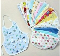 Waterproof saliva dripping large bib baby infant saliva towel is waterproof