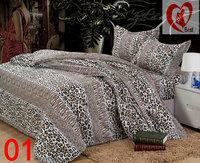 Diamond velvet reactive printed cotton denim denim bedding stes 4pcs 220*240cm Free Shipping