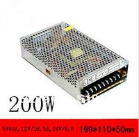 200W  Switching Power Supply For LED Strip light  voltage 5V ,12V ,24V, power transformer