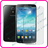 dhl Free Shipping Clear Screen protector screenguard for Samsung Galaxy Mega 6.3 I9200 LCD Film without retail