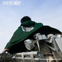 Japanese Anime Attack on Titan Cosplay Cloak